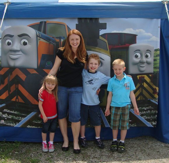 picture of Hanging out at A Day Out with Thomas