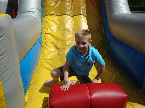 picture of Unlimited Inflatable Bounces!