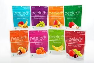picture of Peeled Fruits Organic Fruit Pouch Sampler