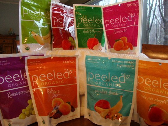 picture of Peeled Organic Snacks of all kinds!