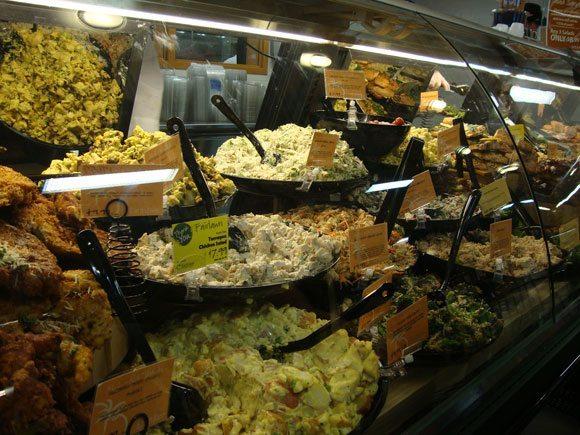 picture of Earth Fare Prepared Side and Salads