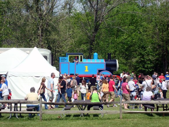 picture of Thomas the Train