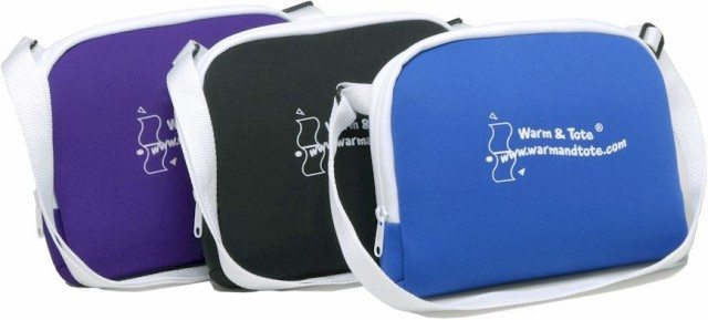 picture of Warm and Tote heated and cooled lunch bags