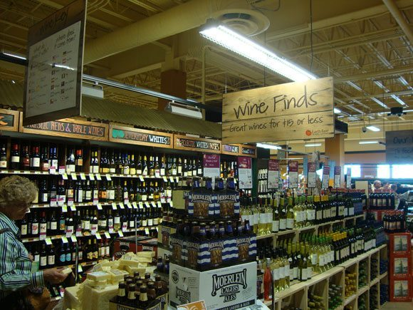 picture of Wine Finds at Earth Fare