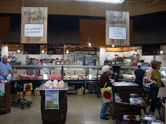 picture of Fresh Seafood, Meat, and Poultry at Earth Fare