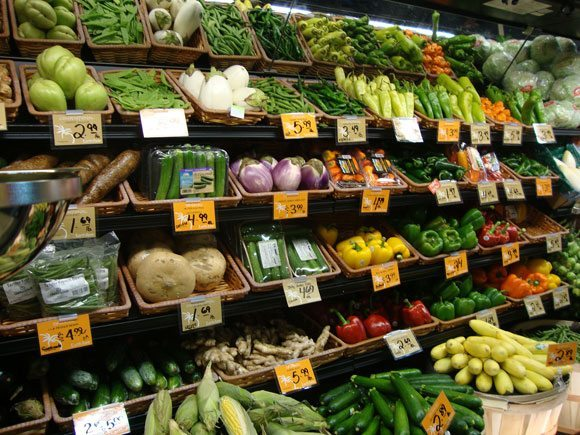 picture of Fresh Produce at Earth Fare