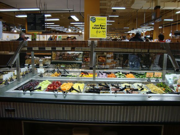 picture of Earth Fare Hot Foods and Salad Bar