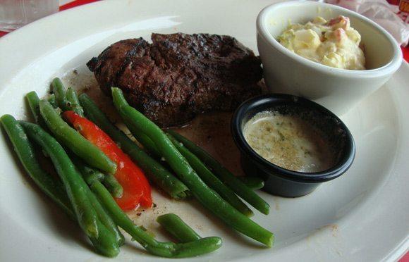 picture of TGI Fridays Black Angus Brew House Steak