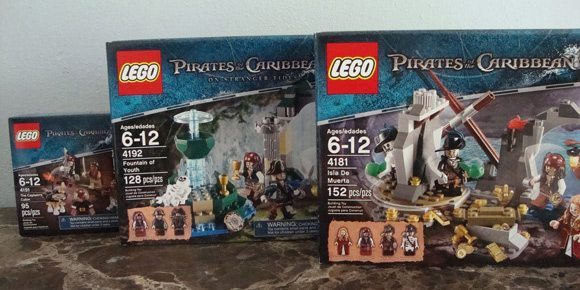 picture of LEGO Pirates of the Caribbean Sets
