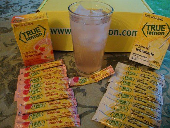 picture of True Lemon Lemonade