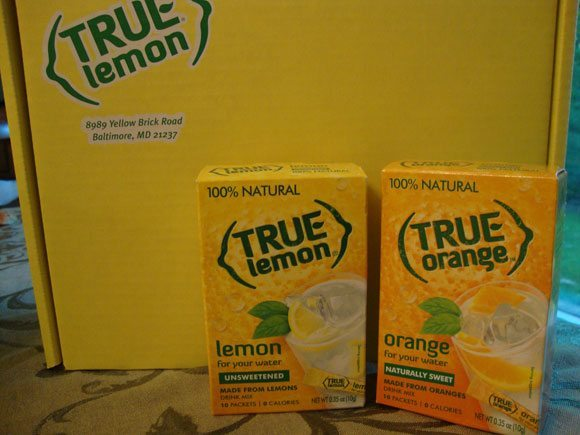 picture of True Lemon and True Orange for water