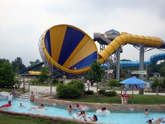 picture of Zoombezi Bay Roaring Rapids and Cyclone