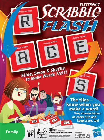 picture of Electronic Scrabble Flash