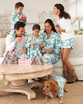 picture of The Company Store Family Pajamas
