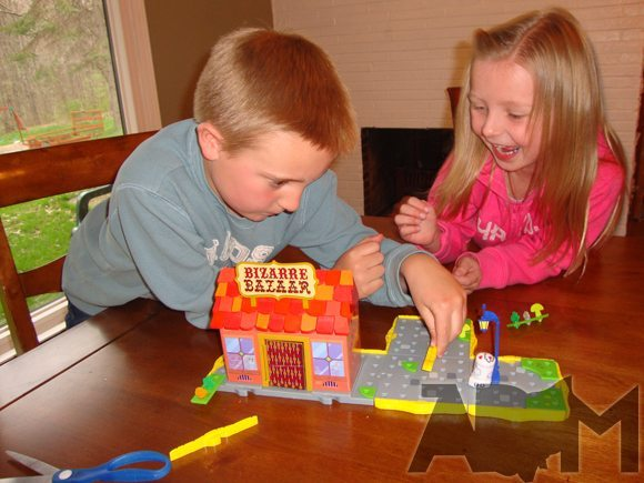 picture of Playing & Building with Moshi Monsters
