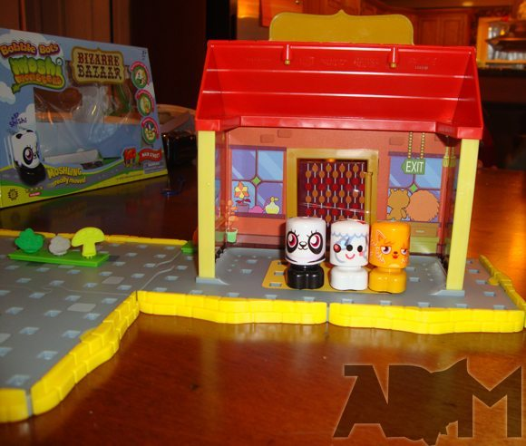 picture of Moshi Monsters City