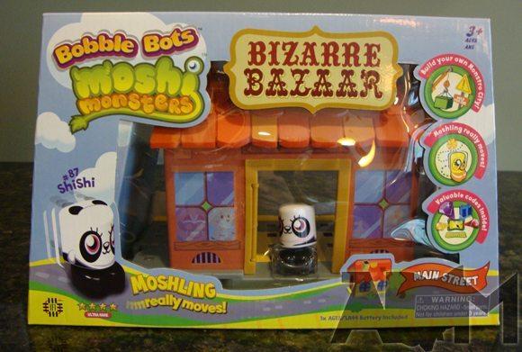 picture of Moshi Monsters Bizarre Bazaar