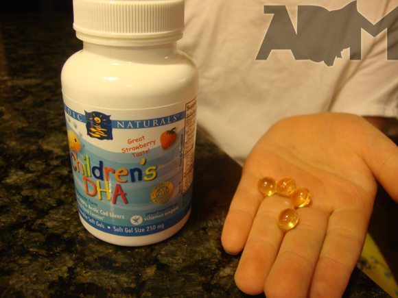 picture of Nordic Naturals Children's DHA