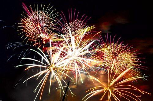 picture of Akron Ohio Fireworks