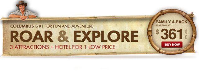 picture of Roar & Explore Getaway