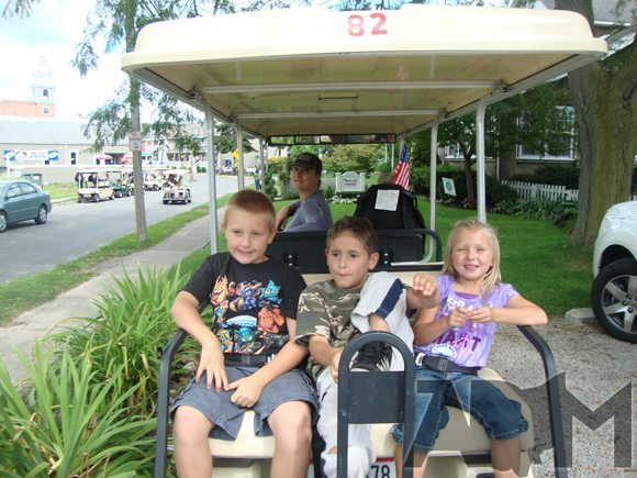E's Golf Carts for Put-in-Bay Transportation