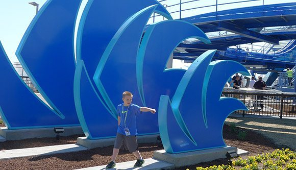 Gatekeeper blue waves