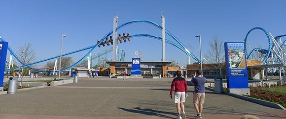 Picture of Entrance at Cedar Point 2013