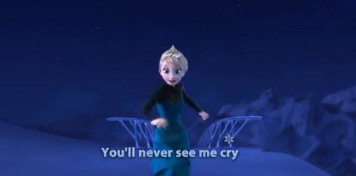 Disney FROZEN Sing-A-Long