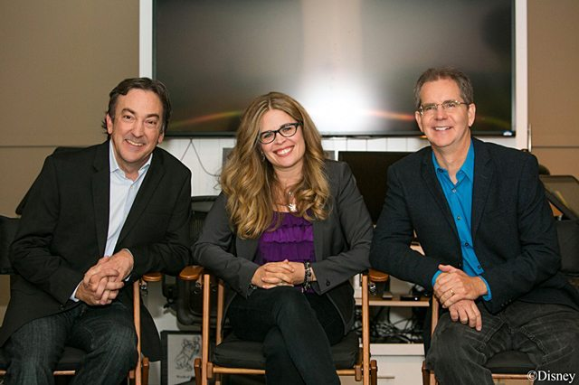 Q&A with FROZEN filmmakers