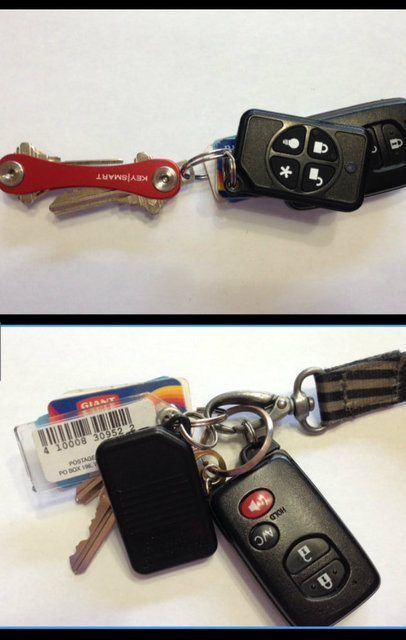 See how compact my keys are now?
