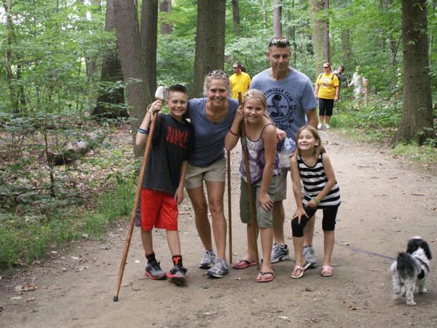 hiking-spree