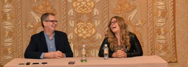 Interview with Chris Buck & Jennifer Lee for FROZEN FEVER