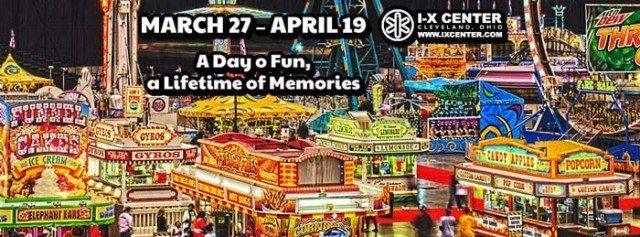 Spring Break Ohio I-X Indoor Amusement Park
