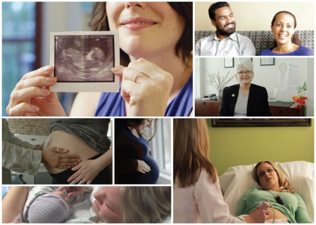 From beginning to end, 40 Weeks follows pregnancy stories that everyone can relate to in some way.