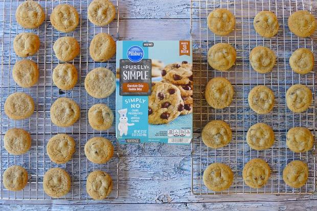 Pillsbury Purely Simple Cookies