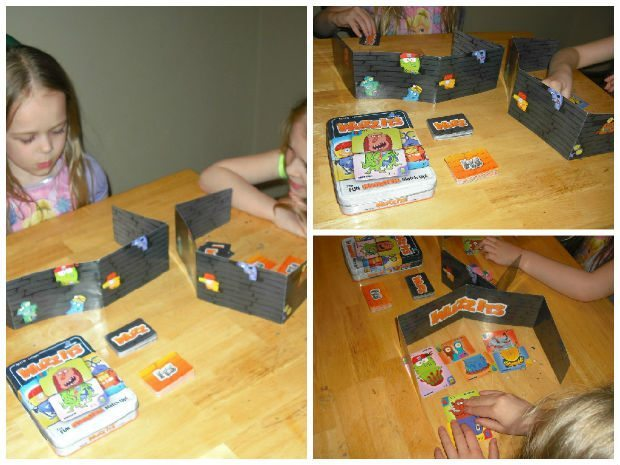 Have fun creating your own Mix n Match monsters with WuzzIts!
