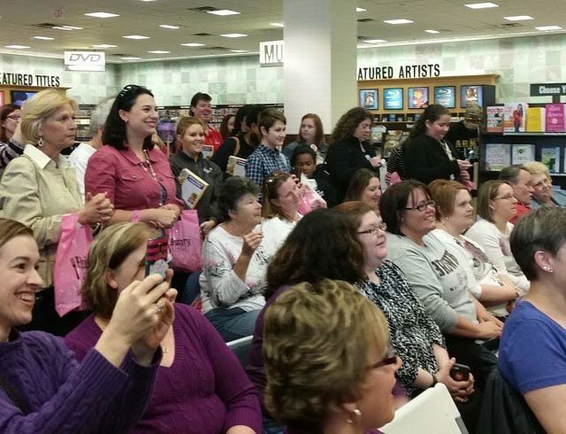 The Hungry Girl Book Signing
