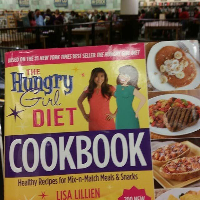 Hungry Girl Book Signing