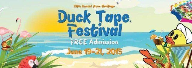 avon duck tape festival
