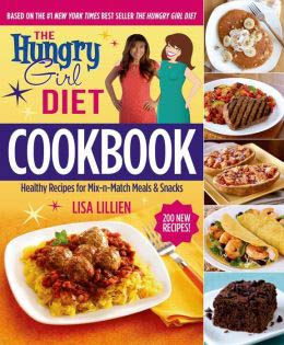 that includes 200 all new recipes for the Hungry Girl Diet