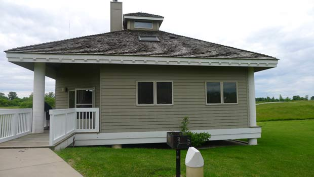 Maumee Bay cottages