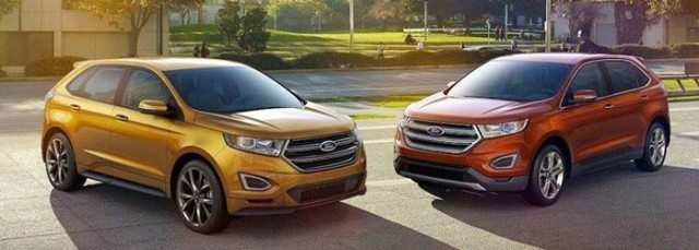 Ford Edge Family Car Review