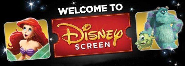 Disney Screen in Ohio