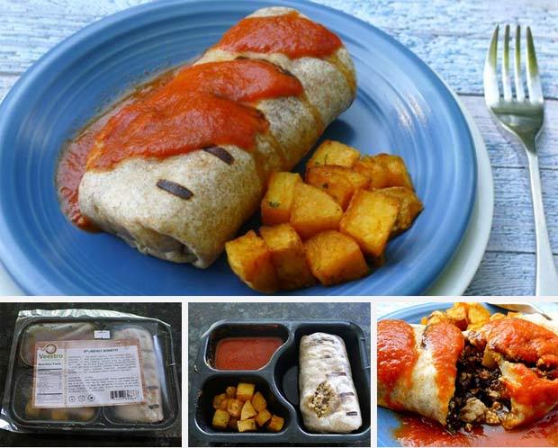Veestro Breakfast Burrito