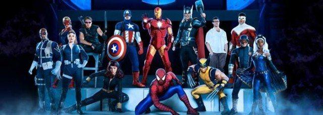 Marvel Universe LIVE! Cleveland