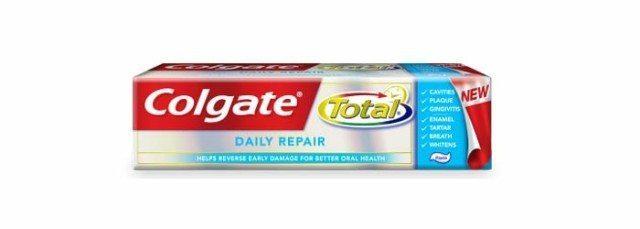 #ColgateDailyRepair