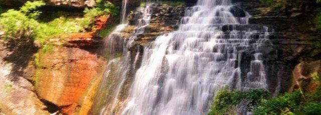 Brandywine Falls Waterfall Sagamore Hills, Ohio