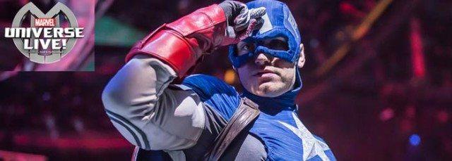 Marvel Universe Live in Cleveland, Ohio