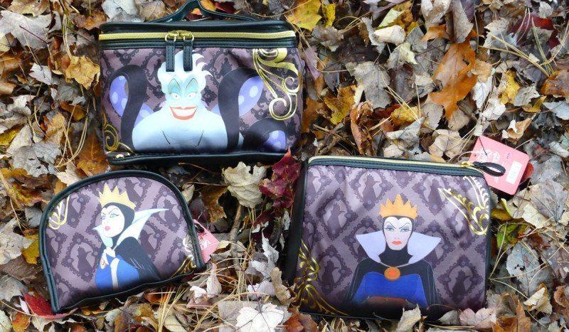 Disney Villains Cosmetic Bags at Walgreens
