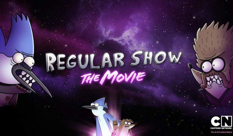 Regular Show The Movie review
